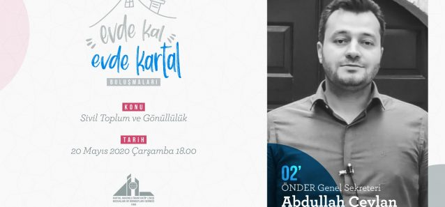 20 Mayıs 2020 - Abdullah Ceylan